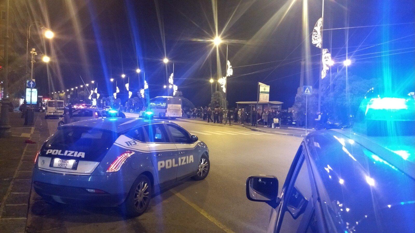 controlli polizia salerno