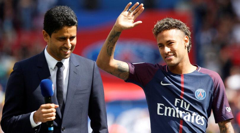 Neymar accusato di stupro, si difende pubblicando le chat