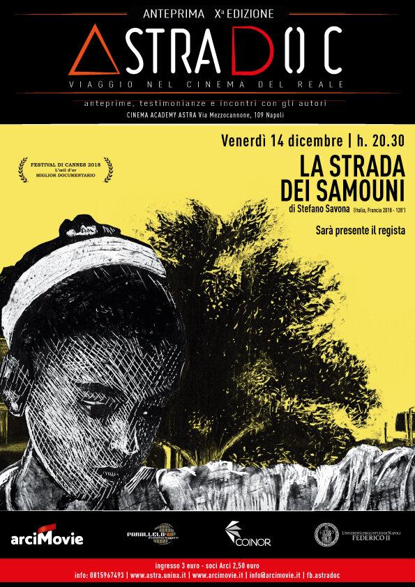 Arci, Arci movie: masterlass con il regista Stefano Savona