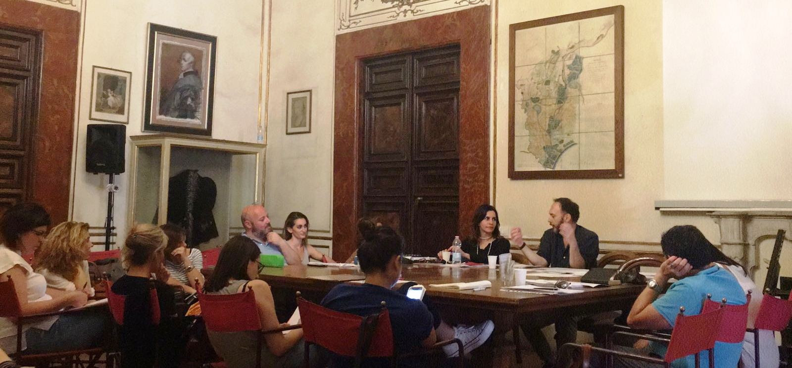 Saponaro Carlomagno lezione IISF