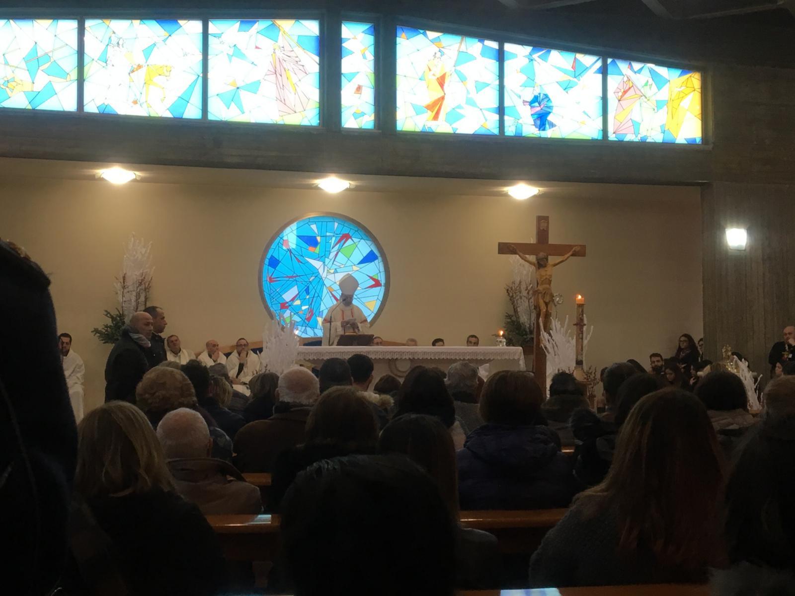 vescovo funerali giuseppe
