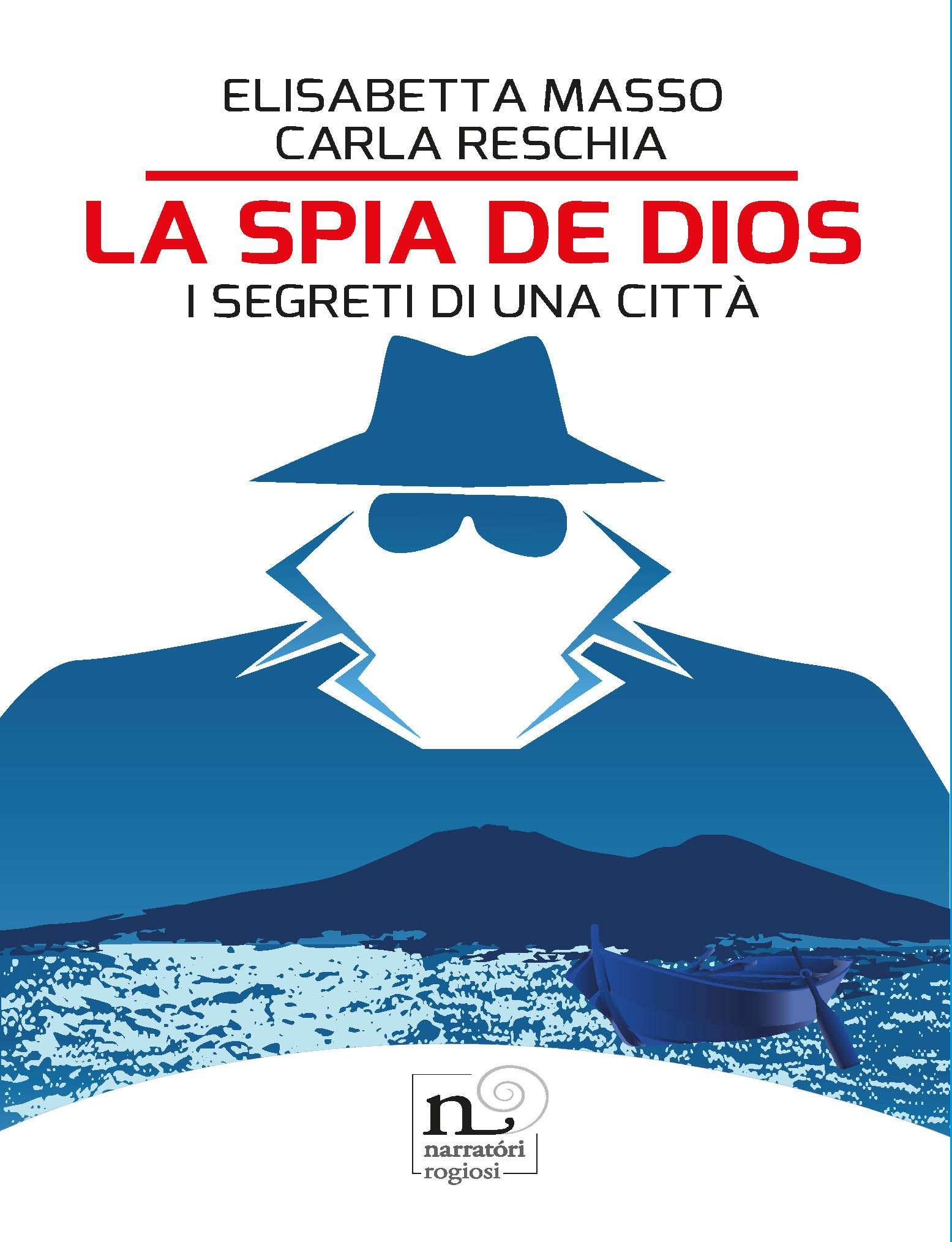 Copertina La Spia de Dios senza maglietta 1403219