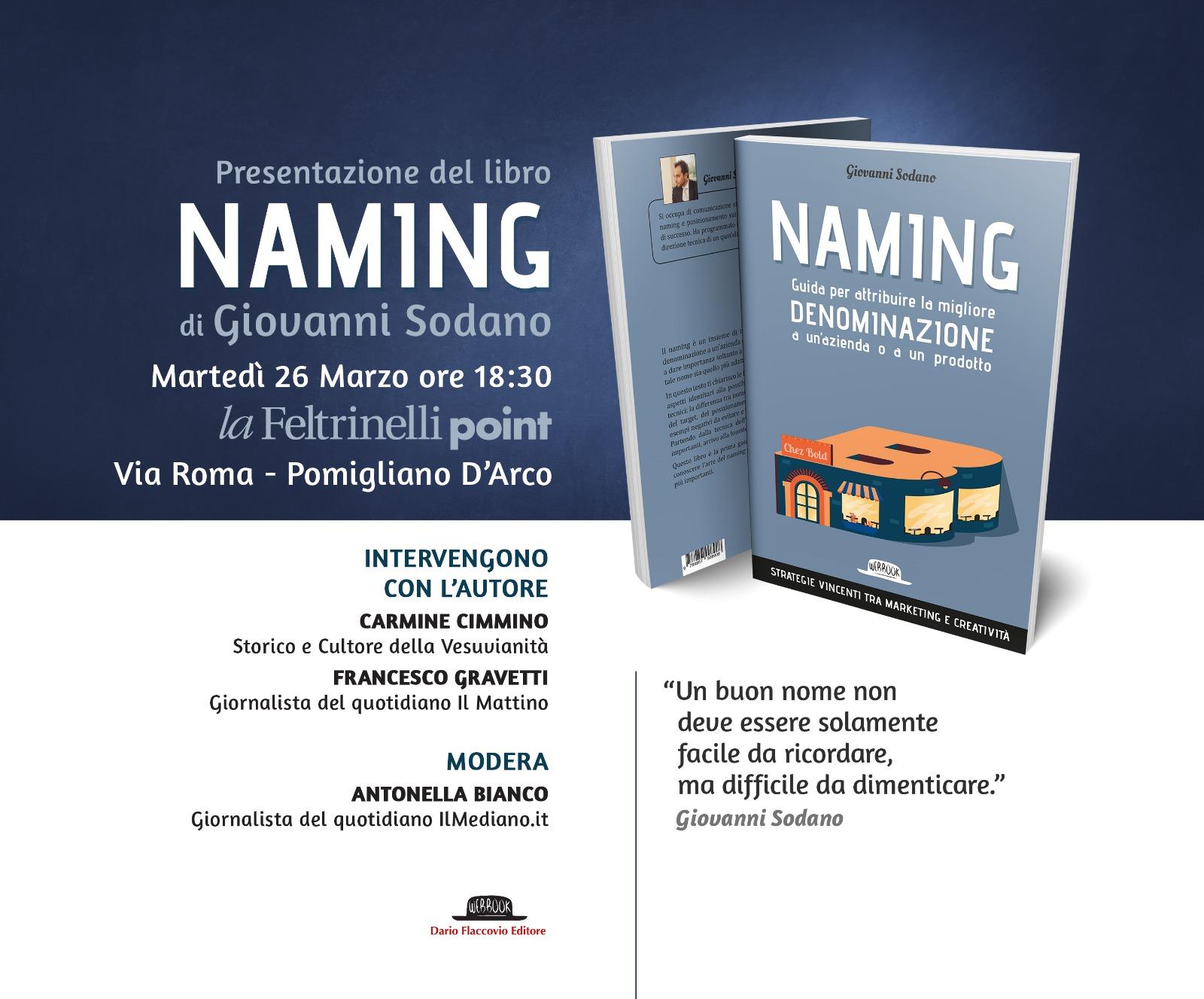 Naming presentazione