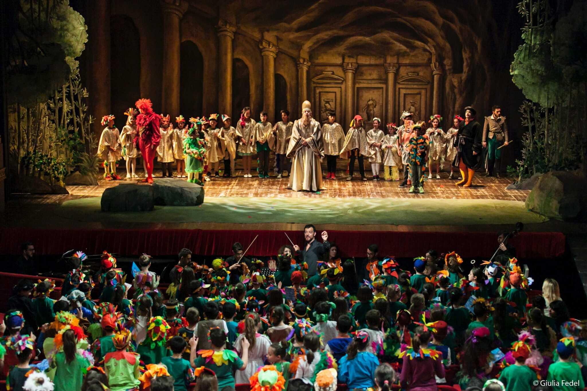 Scuola InCanto teatro argentina scaled
