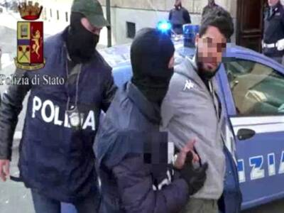 algerino terrorista Acerra