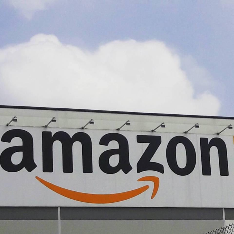 Amazon, apre il primo deposito di smistamento nel Sud Italia