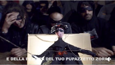 Zorro-Salvini