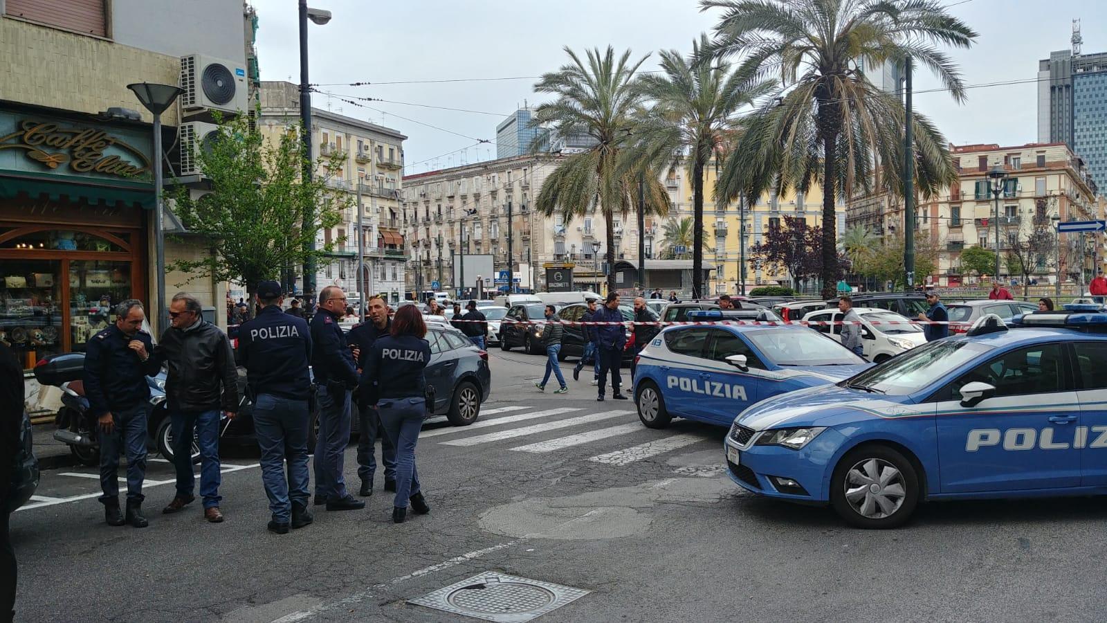 piazza nazionale spari