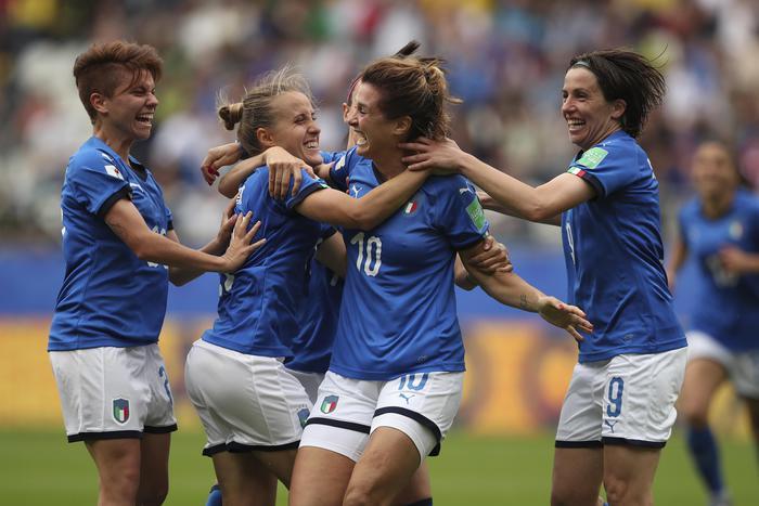 L'Italia femminile non sbaglia un colpo