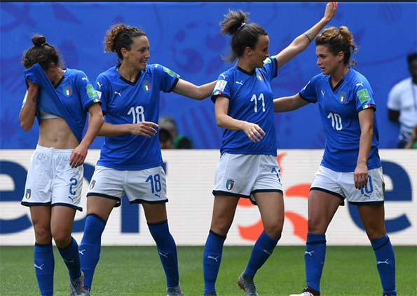 Nazionale femminile, Bartoli: