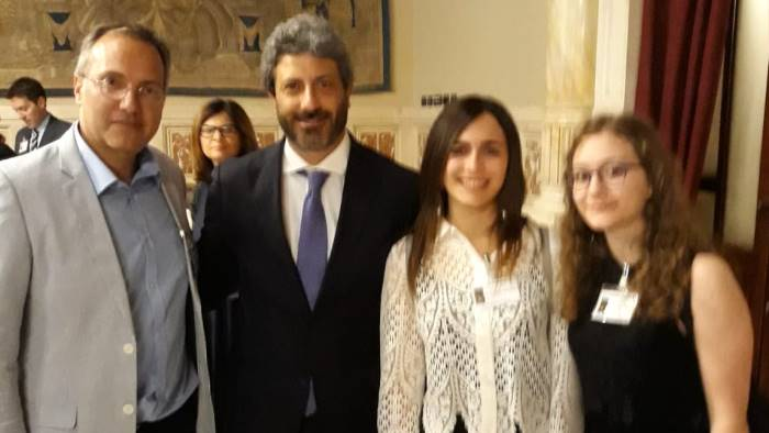 Studentessa del Liceo Giannone di Benevento premiato allo