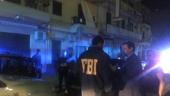 Colpo alla mafia sulla rotta Palermo-New York