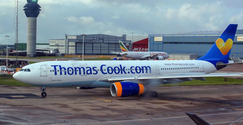 Thomas Cook, tour operator in bancarotta: turisti bloccati