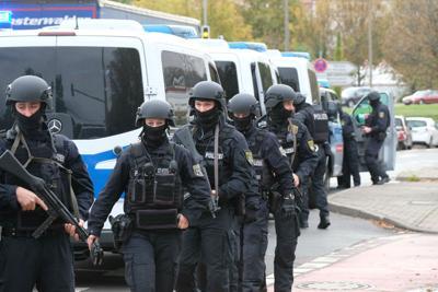 Attacco a sinagoga, il killer è un neonazista