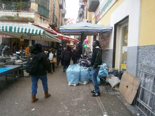 mercato torre del greco