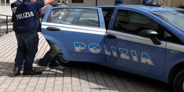 polizia vasto