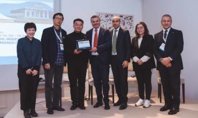 Lincontro con la delegazione cinese