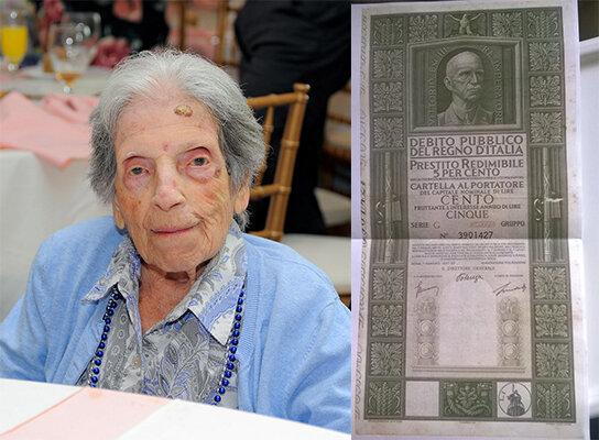 una direzione datazione signora anziana incontri diari DMV