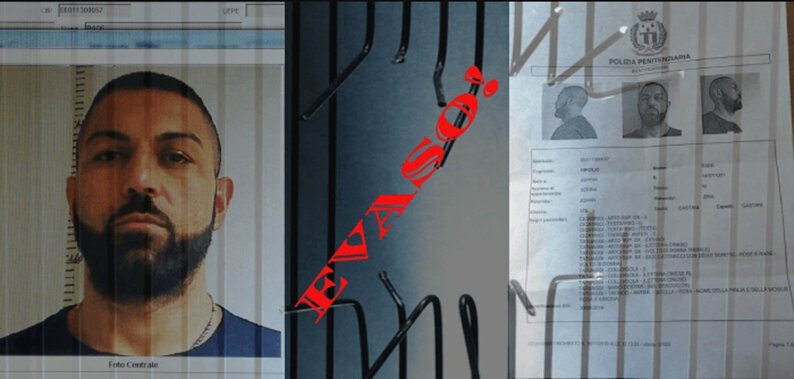 Nikolic Rade,detenuto,carcere