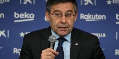 arrestato Bartomeu ex presidente Barcellona, Spagna: arrestato Bartomeu, ex presidente del Barcellona