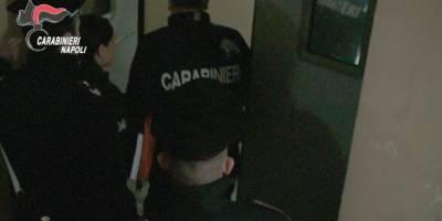 Due pusher arrestati a Sant'Antonio Abate e Palma Campania