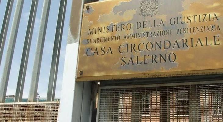 Salerno avvocato detenuto