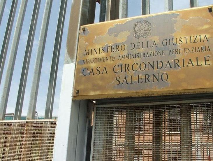 carcere di salerno