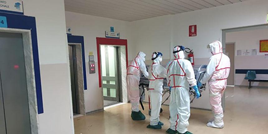 Coronavirus in Campania 171 positivi