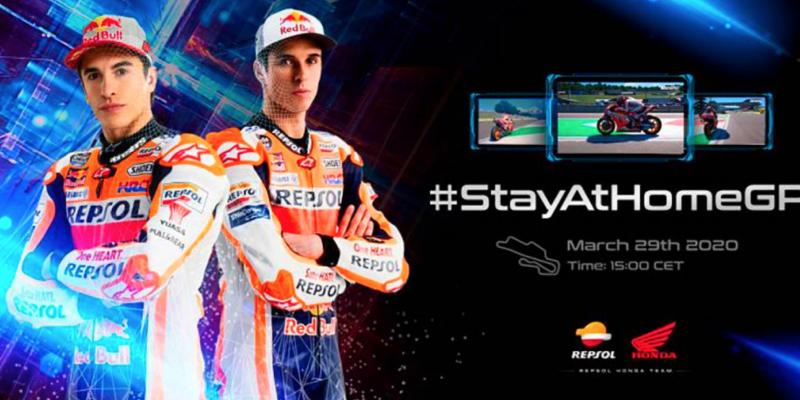 MotoGP Virtual Race: Domenica 29 la prima gara