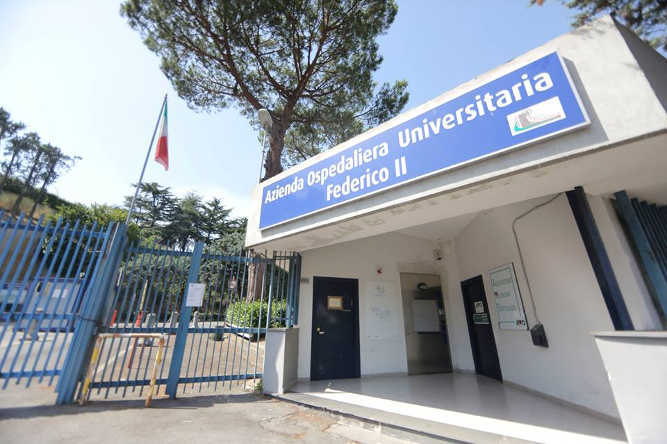 Al Policlinico di Napoli attivati 14 posti letto