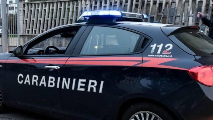 Napoli -carabinieri