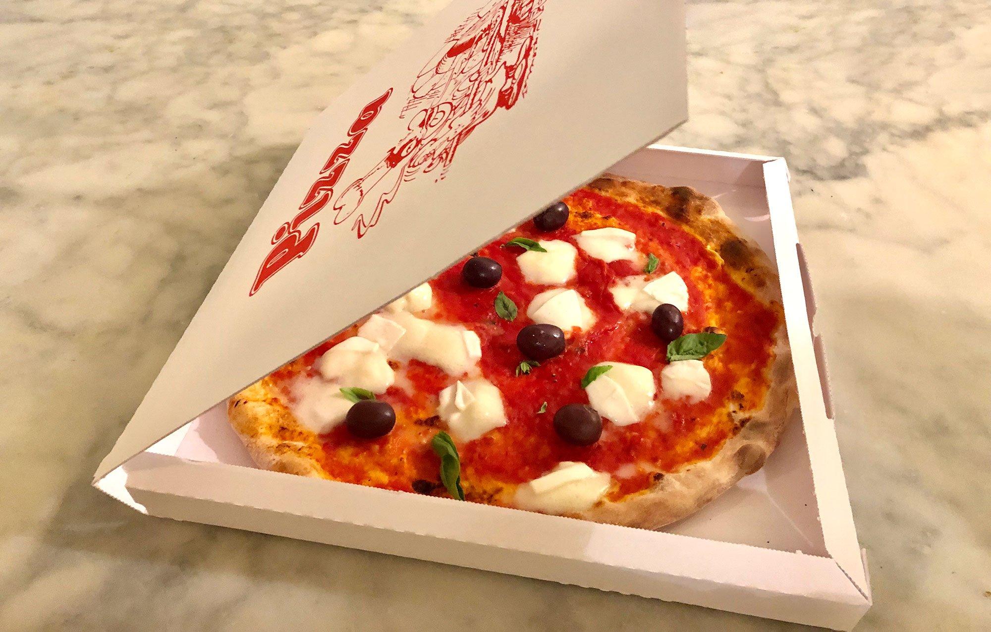 Napoli pizze solidali