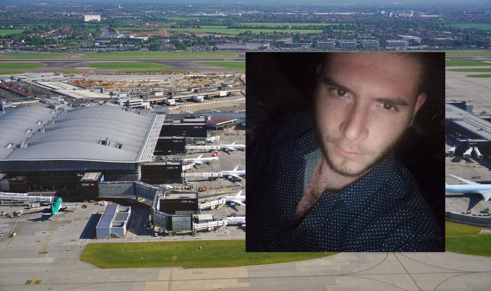 spina aeroportolondra