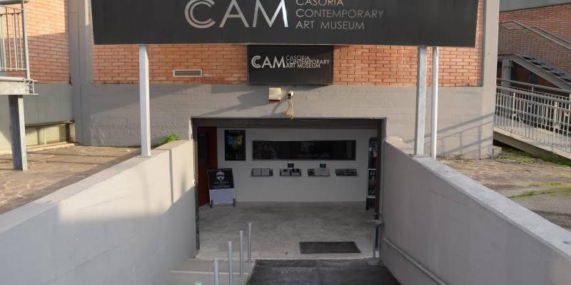 CAM, Il CAM, Museo di Arte Contemporanea di Casoria, festeggia i suoi primi 15 anni