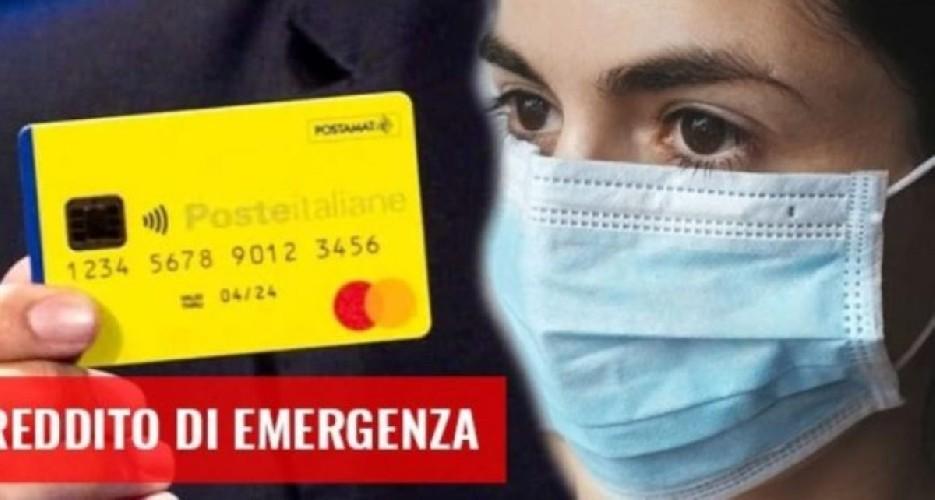 arriva il reddito di emergenza