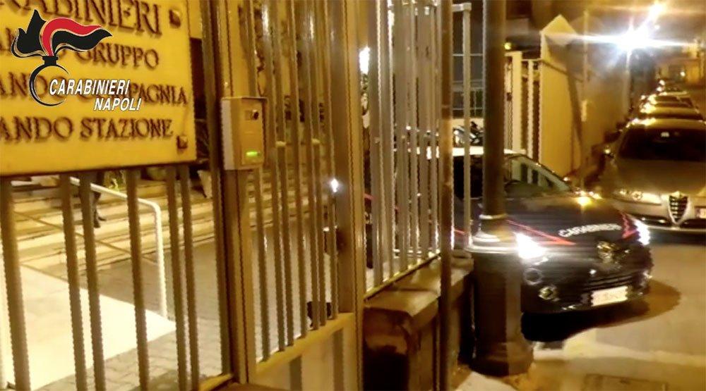 controlli carabinieri torre annunziata