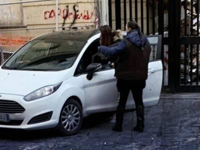 parcheggiatore abusivo covid