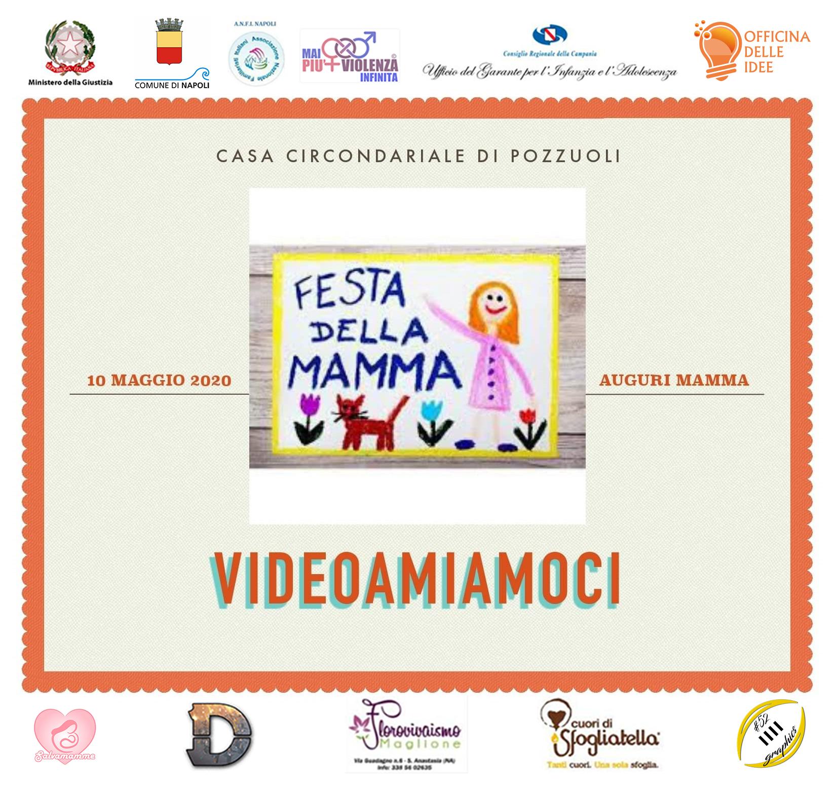 Cucina Della Mamma Nocera Inferiore festa della mamma anche alla casa circondariale di pozzuoli