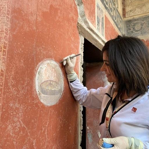 Pompei restauro