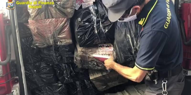 contrabbandieri col reddito di cittadinanza