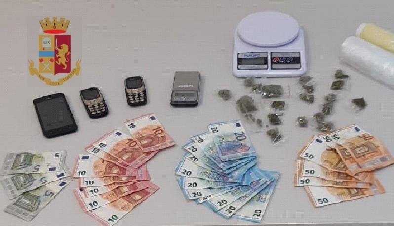 droga zona mercato