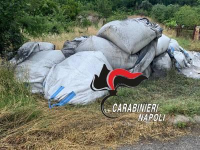 inquinamento carabinieri