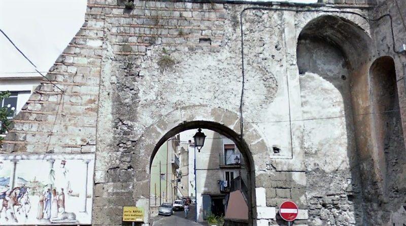 teano antica cinta muraria