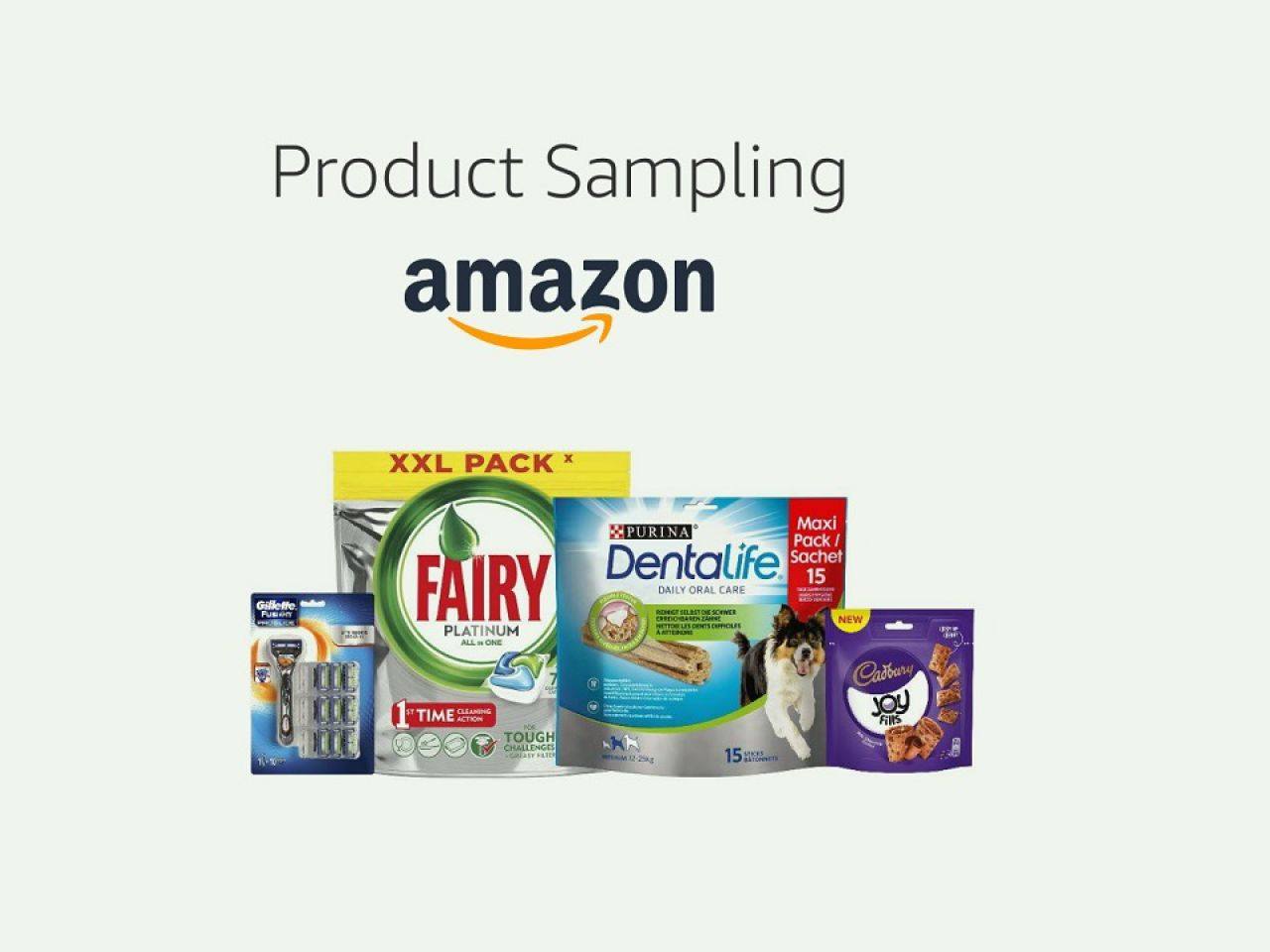amazon product sampling in Italia