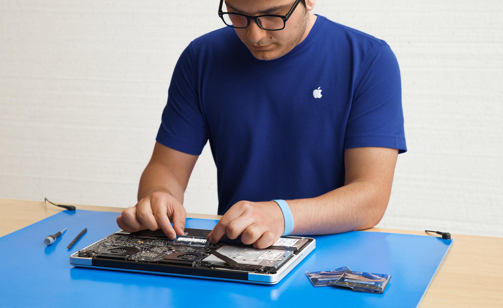 Apple riparazioni
