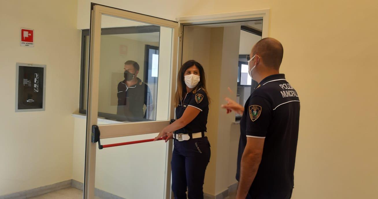 comando polizia municipale