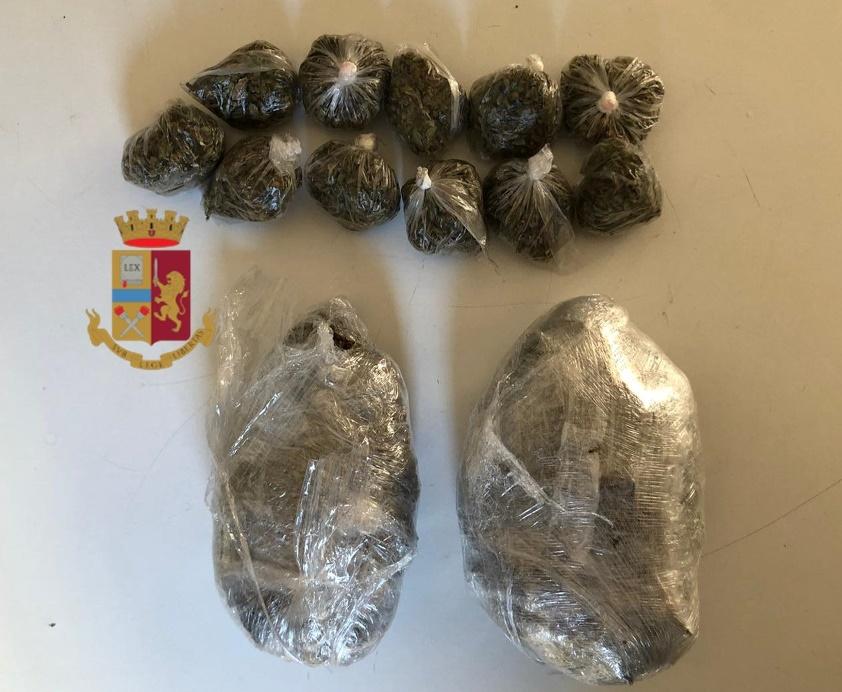 napoli nigeriano droga vasto