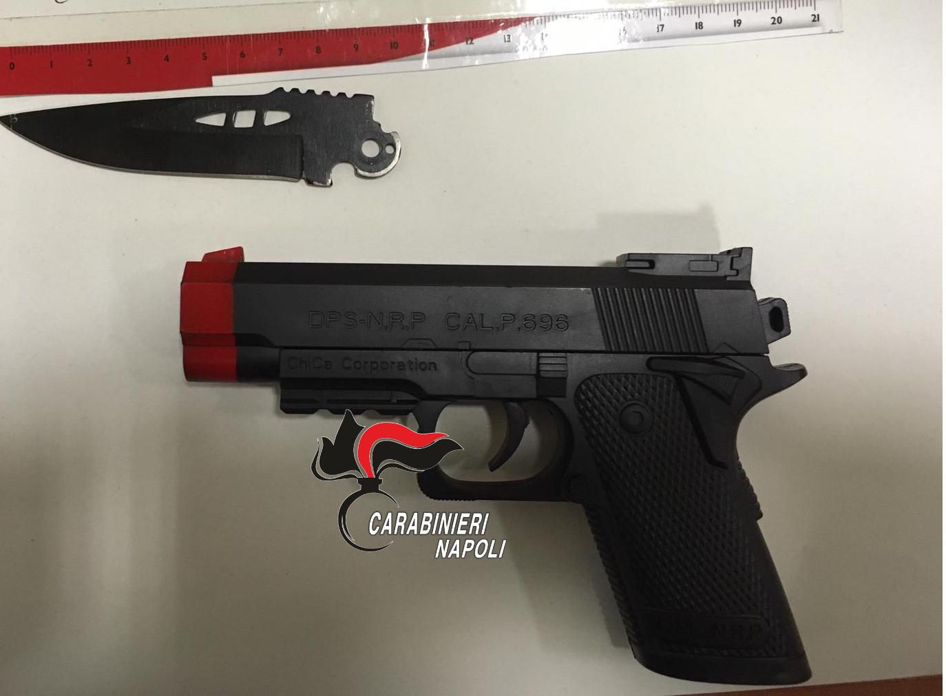 pistola fidanzatini