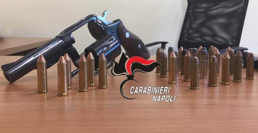 pistola scampia