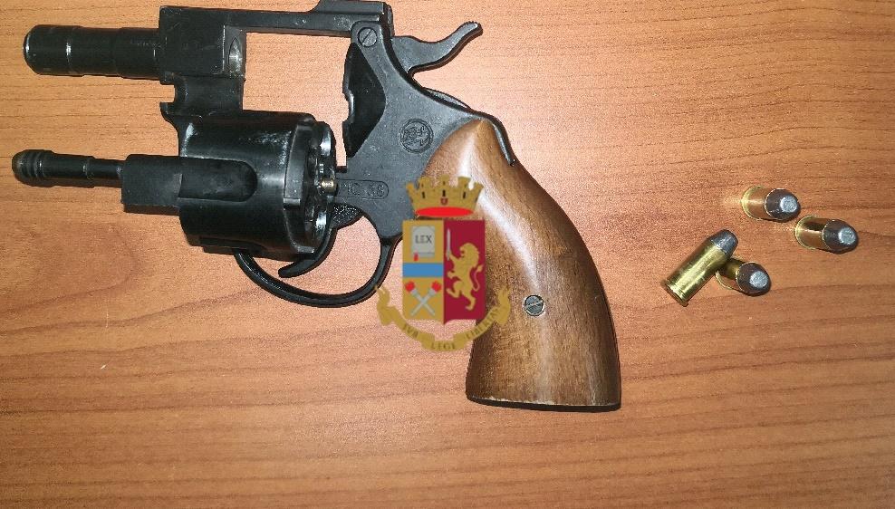 pistola mezzocannone